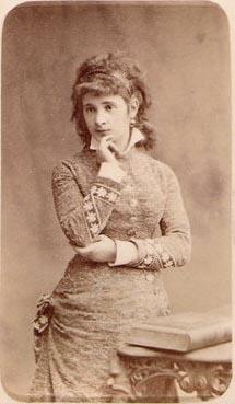 Надежда Фёдоровна Мельгунова-Грушецкая, мать С.П. Мельгунова