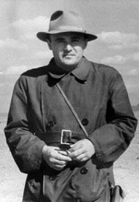 Сергей Павлович Королев, фото 1948 г.