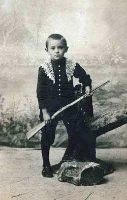 Сергей Павлович Королев в городе Нежин, 1912 г.