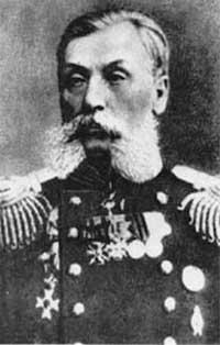 контр-адмирал Пётр Петрович Шмидт