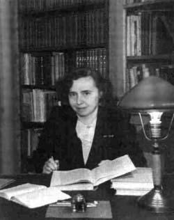 Милица Васильевна Нечкина