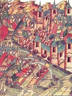 Осада Козельска 1238 г.