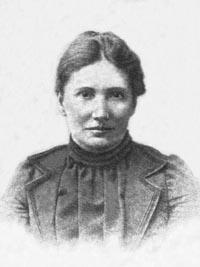 Ефименко Александра Яковлевна (урождённая Ставровская)