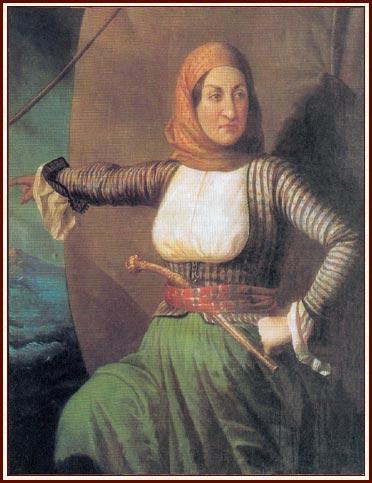 Ласкарина - воительница