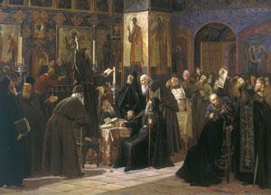 Чёрный собор. Восстание соловецкого монастыря против новопечатных книг в 1666 году, С. Милорадович, 1885