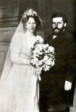 Волошин и Сабашникова, 1906