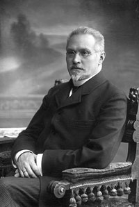 Сергей Федорович Платонов, 1908