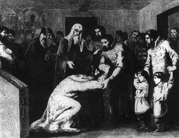 Примирение Василия II Тёмного с Шемякой, Виктор Муйжель