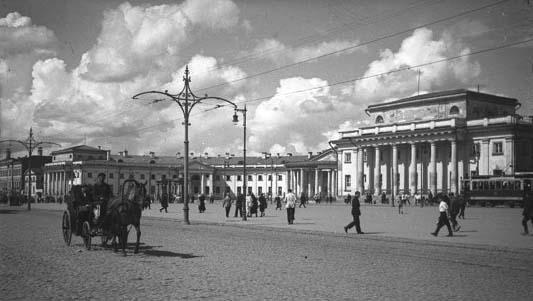 Шереметевская больница (Странноприимный дом), 1910