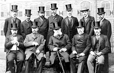 Русская делегация на Гаагской мирной конференции 1899 года