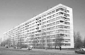 Ленинградский дом-корабль серии 600