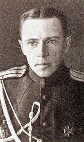 Подполковник российской армии Сергей Николаевич Войцеховский