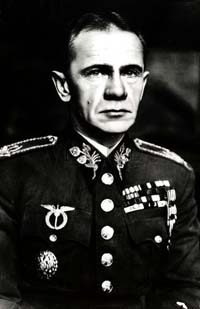 Офицер армии Чехословацкой республики С.Н. Войцеховский