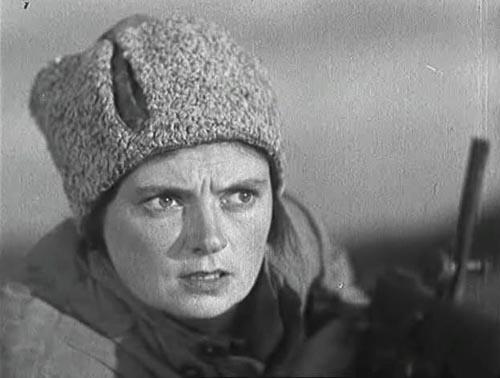 Варвара Мясникова в роли Анки