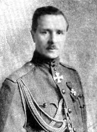 Павел Николаевич Шатилов