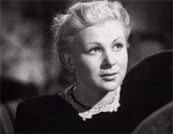 Валентина Серова, кадр из фильма «Жди меня», 1943
