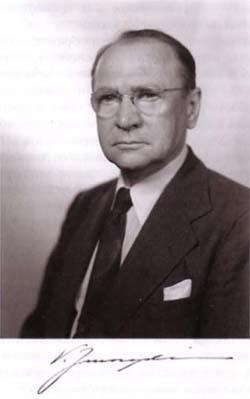 Владимир Зворыкин с автографом