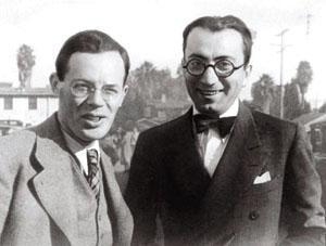 Илья Ильф и Евгений Петров