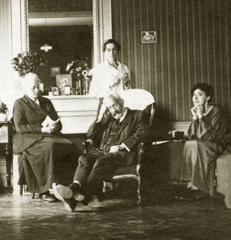 Г.Е.Львов в эмиграции