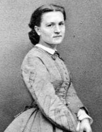 Полина Тургенева, дочь И.С.Тургенева