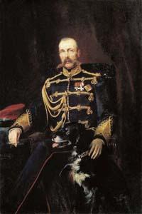К.Е. Маковский, «Портрет Александра II», 1881