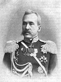 Генерал от кавалерии Яков Григорьевич Жилинский
