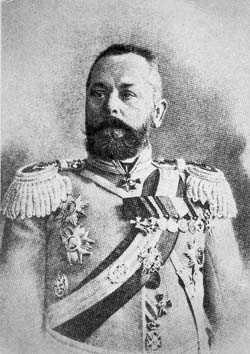 Генерал от кавалерии Александр Васильевич Самсонов