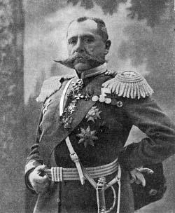 Генерал от кавалерии Павел-Георг Карлович фон Ренненкампф