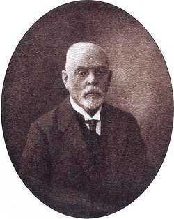 В.М. Соболевский — редактор газеты «Русские ведомости» с 1881 года