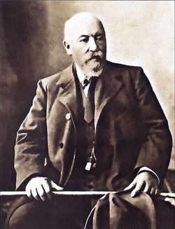 Н.И. Пастухов долгое время выполнял функции редактора газеты «Московский листок»