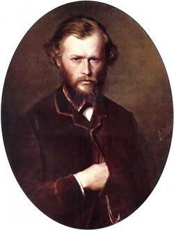 В.Г. Перов. Издатель Н.П. Ланин. 1869 год