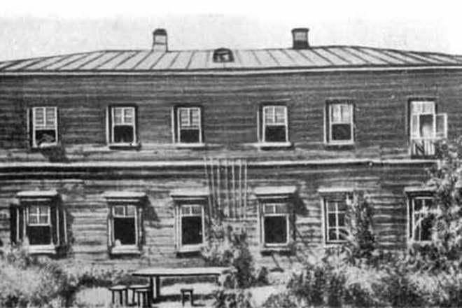 Дом в Теплом Стане, где родился Иван Сеченов