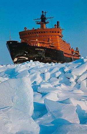 «Арктика» в Карском море