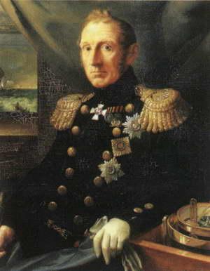 адмирал Алексей Самуилович Грейг