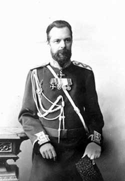 Генерал А.Л. Шанявский